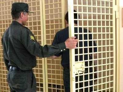 В Унече виновника пьяного ДТП отправили в камеру на 10 дней