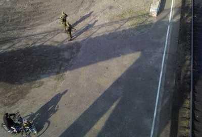 Украина пересчитала российских солдат на брянской границе