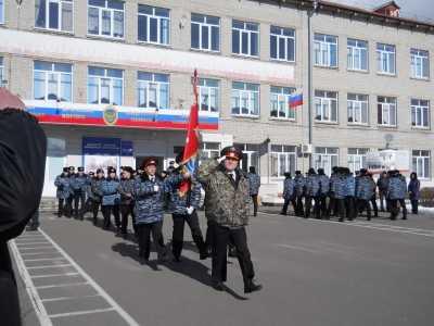 На Брянщине прошёл фестиваль кадетских школ