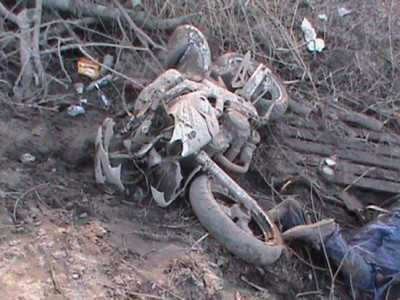 В Брянске погиб 21-летний мотоциклист