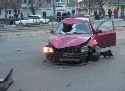 В Брянске на Московском проспекте погибла сбитая автомобилем женщина
