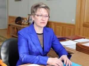 Руководитель брянского УФНС  возглавила крымских налоговиков