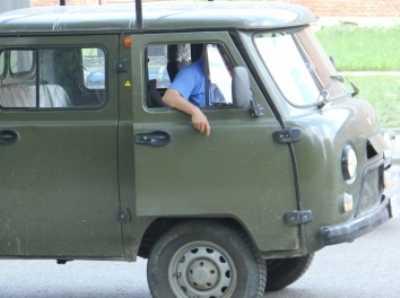 На брянской трассе иномарка врезалась в «УАЗ» — ранены трое