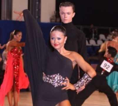 Брянские танцоры стали первыми на этапе чемпионата страны