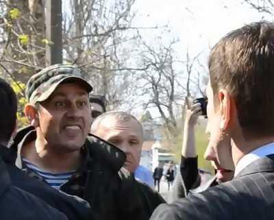 В Николаеве майдан-фашисты напали на депутата Рады Царева