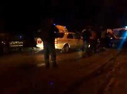 В ДТП под Брянском погибли два человека, четверо ранены