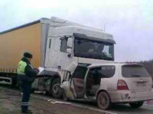 Киргизы, погибшие в ДТП под Калугой, ехали из Брянска в Москву