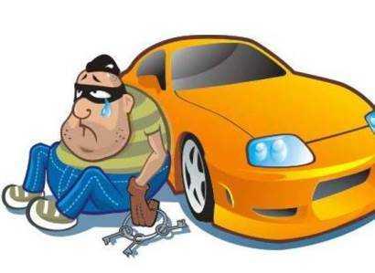 Брянец угнал машину у знакомого, чтобы научить его осторожности