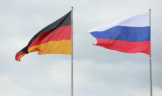 Думающая и честная Германия протянула руку Путину