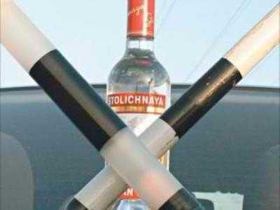 За два дня в Брянске гаишники задержали 15 пьяных водителей