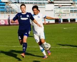 Брянские динамовцы продолжили сезон в Воронеже