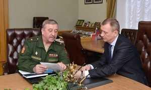Извинившийся генерал отправил в армию 500 брянских юношей