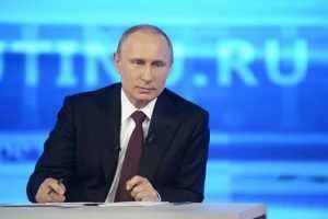 Президент сказал, что «нужно выдать замуж» свою брянскую избранницу