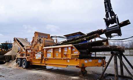 В Брянске открыли завод топливных гранул