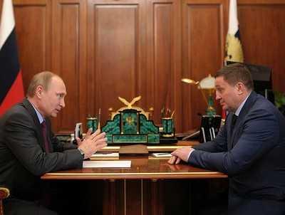 Андрей Бочаров возглавил Волгоградскую область