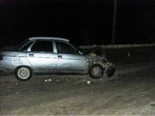 Два брянца погибли в ДТП в Сухиничском районе