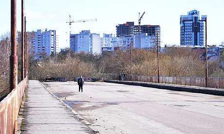 Бесполезный «малыгинский» мост откроют ко Дню Брянска