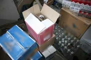 Брянская полиция ударила по рукам скупщикам металла