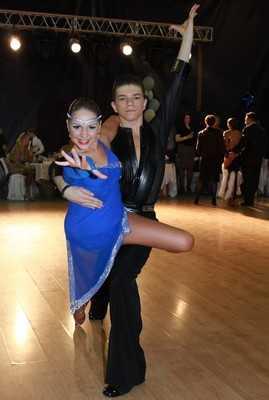 Брянские танцоры взяли «бронзу» на первенстве ЦФО
