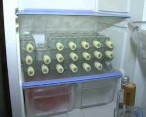 У жителя Брянска украли холодильник с продуктами
