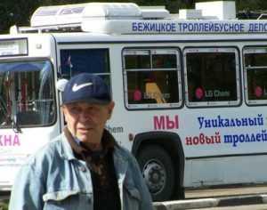 В Брянске из-за долгов остановились троллейбусы