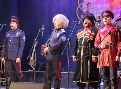 «Бабкины» внуки дали концерт для брянских сирот