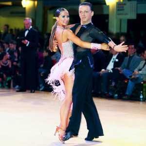 Брянская лицеистка выступила на чемпионате мира по бальным танцам