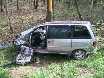 В двух ДТП на брянских трассах пострадали шесть человек