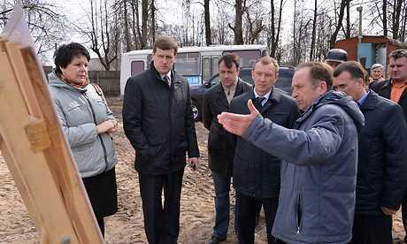В Жуковке губернатор приказал объединить медцентр и «Деснянку»