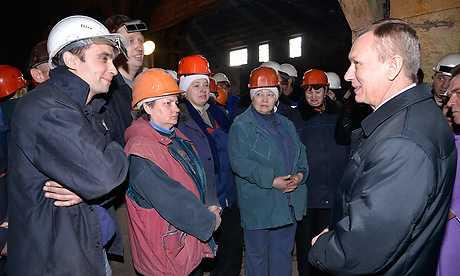 Брянский губернатор: Заводы процветают, только промышленность рухнула