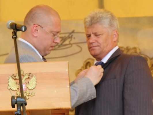 Президентом клуба «Динамо-Брянск» стал Александр Жигунов