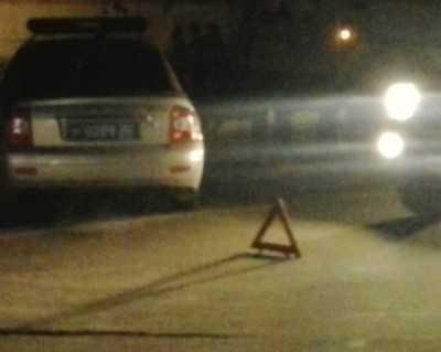 В Брянске столкнулись такси и «Лада»