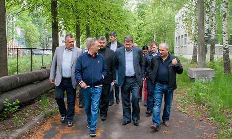 Губернатор дал указание превратить Брянск в город-сказку