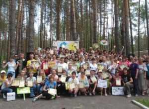 Под Брянском пройдёт туристический слёт педагогов