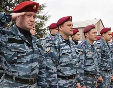 Брянцы помогут пострадавшим бойцам украинского «Беркута»