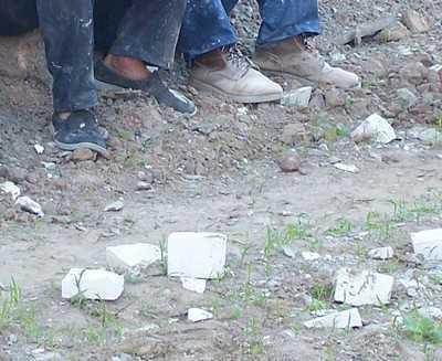 Брянская полиция задержала супругов, укравших кирпич