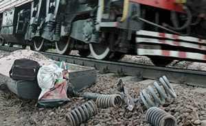 Среди пассажиров столкнувшегося поезда пострадали два брянца