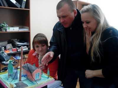 Брянские теплоэнергетики наградили «оч.умелых» детей