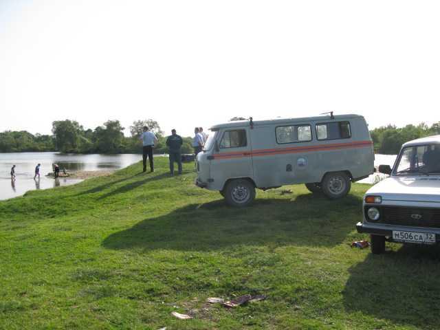 В брянском озере утонула женщина