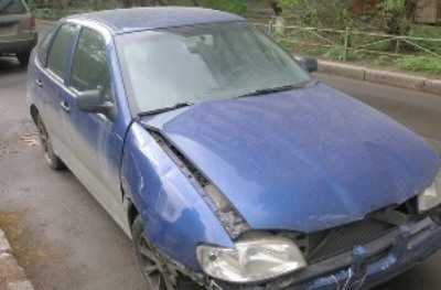 В гордеевском селе погиб водитель перевернувшейся иномарки