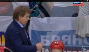 Брянский отблеск чемпионского золота по хоккею
