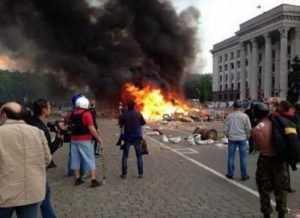 Трагедию в Одессе Денин сравнил со зверствами карателей в брянской Хацуни