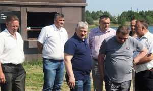 Брянский вице-губернатор пригрозил навести порядок на Мутном