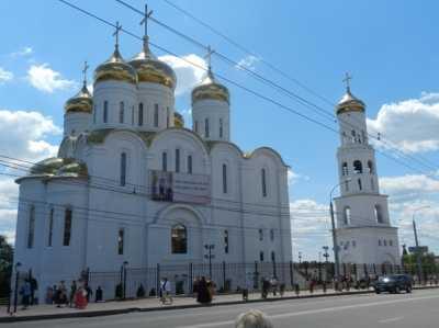 В Брянске пройдёт День православного донора