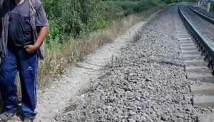 На воронежской станции задержали брянца с автоматом Калашникова