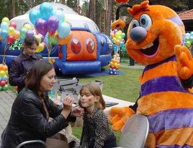 В бежицком парке пройдёт детский праздник «Ты не один!»