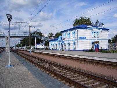 В Суземке закроют железнодорожный переезд