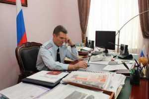 Начальник брянской полиции ответит на вопросы жителей региона