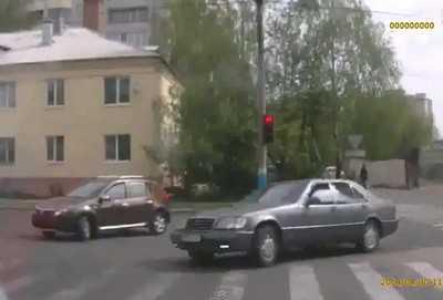 Непредсказуемость брянской автомобилистки заставила ахнуть