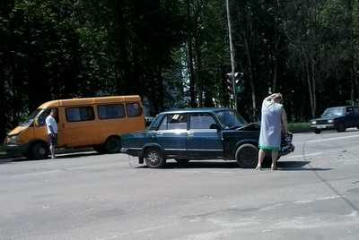 В Брянске водитель «Рено» раздавил пенсионерку